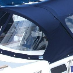 Westerly Ocean Quest aft cockpit Kestrel Sprayhood_2