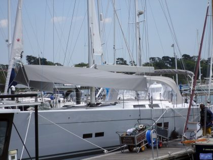 Hanse 575 Fore Deck Awning_1