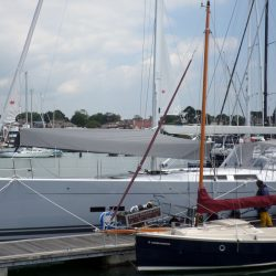 Hanse 575 Fore Deck Awning_2