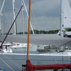 Hanse 575 Fore Deck Awning_4