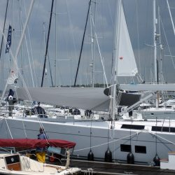 Hanse 575 Fore Deck Awning_5