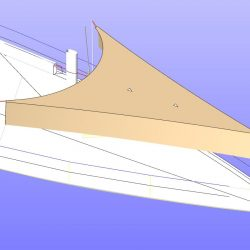 Hanse 575 Fore Deck Awning_9