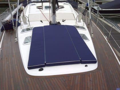 Jeanneau Sun Odyssey 54ds Foredeck Sunbathe Mattress_1