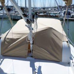 Beneteau Swift Trawler ST 34, Flybridge Tonneau Cover_2
