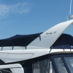 Fairline Phantom 40 Flybridge Tonneau_1