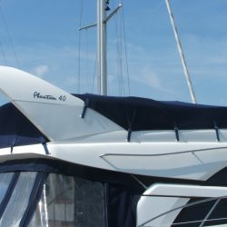 Fairline Phantom 40 Flybridge Tonneau_2