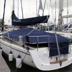 Arcona 380 Tie Out Tonneau, ESCAPE_3