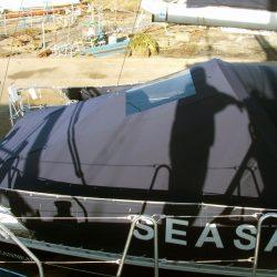 Jeanneau Sun Odyssey 45.2 Sprayhood Tonneau_5
