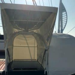 HMS Warrior Traditional Canvas Work_9