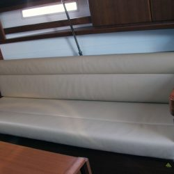 Dufour 325 Saloon Upholstery_2