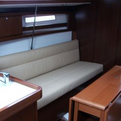 Dufour 325 Saloon Upholstery_3