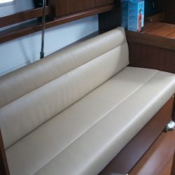 Dufour 325 Saloon Upholstery_4
