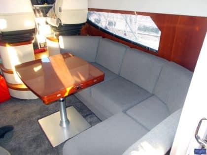 Fairline Phantom 43 Saloon Re-Upholstery_1