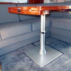 Fairline Phantom 43 Saloon Re-Upholstery_3