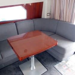 Fairline Phantom 43 Saloon Re-Upholstery_4