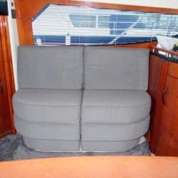 Fairline Phantom 43 Saloon Re-Upholstery_5