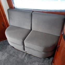 Fairline Phantom 43 Saloon Re-Upholstery_6