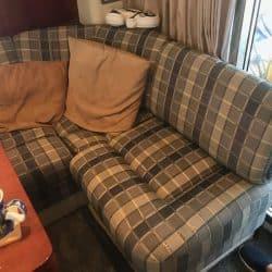 Fairline Phantom 43 original upholstery_7