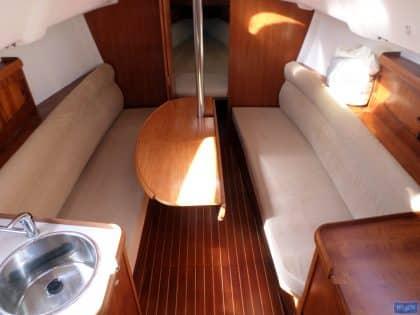 Jeanneau Sun Odyssey 29.2 Saloon and Forepeak Cushions_1