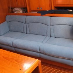 Swan 46 saloon upholstery_3