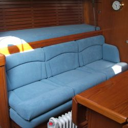 Swan 46 saloon upholstery_7