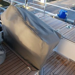 Bavaria Cruiser 57 wheel and pedastal covers_2