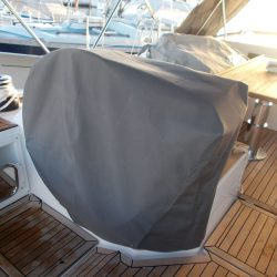 Bavaria Cruiser 57 wheel and pedastal covers_3