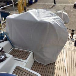 Beneteau Oceanis 58, Wheel and Pedastal Covers_1