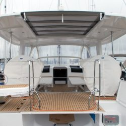 Hanse 588 Wheel and Pedastal Covers_1