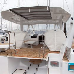 Hanse 588 Wheel and Pedastal Covers_2