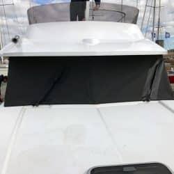 Beneteau Swift Trawler ST 30, Windscreen Cover_1