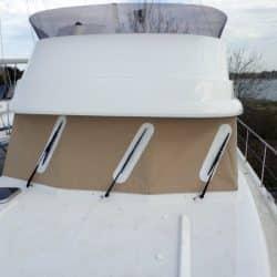 Beneteau Swift Trawler ST 34, Windscreen Cover_1