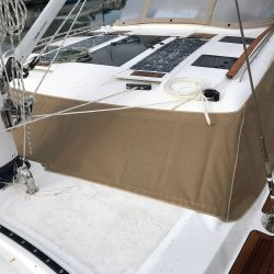 Discovery 48 Deck Saloon Window Covers_3