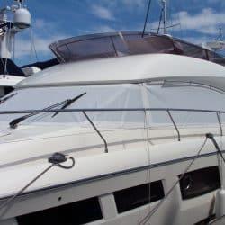 Jeanneau Prestige 500 Fly, Windscreen covers_2