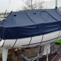 Dufour 34 Winter Cover_1
