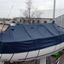 Dufour 34 Winter Cover_2