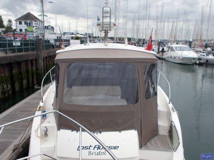 jeanneau prestige 42s replacement cockpit canopy for factory original 3