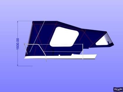 jeanneau sun odyssey 362 cockpit enclosure 15