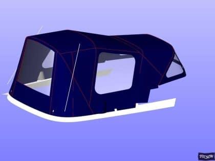 jeanneau sun odyssey 362 cockpit enclosure 9
