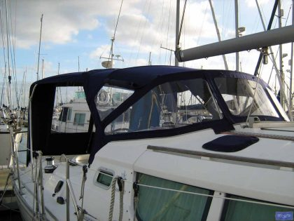 jeanneau sun odyssey 40ds cockpit enclosure with r 1