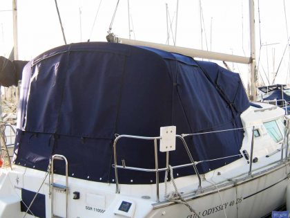 jeanneau sun odyssey 40ds cockpit enclosure with r 3