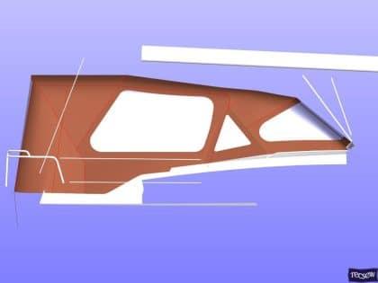 jeanneau sun odyssey 41ds cockpit enclosure 9