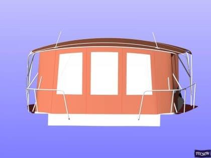 jeanneau sun odyssey 439 bimini conversion fitted to tecsew 5