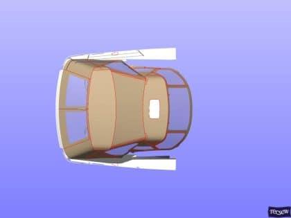 jeanneau sun odyssey 509 cockpit enclosure 7