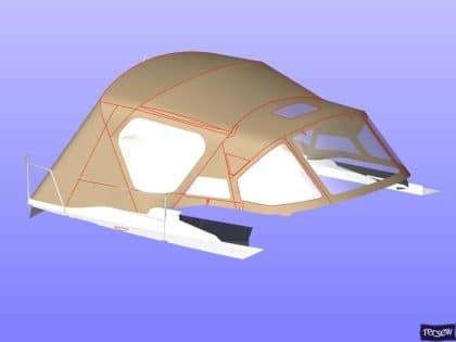 jeanneau sun odyssey 509 cockpit enclosure 8