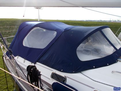 maxi 1100 cockpit enclosure to fit factory sprayhood type 1 1