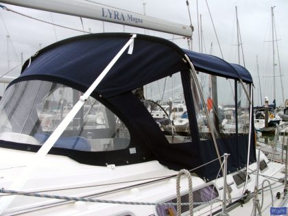moody 44 bimini and bimini conversion lyra magna 1