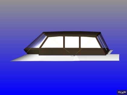sealine f46 tecsew flybridge bimini and bimini conversion ref 5373 10
