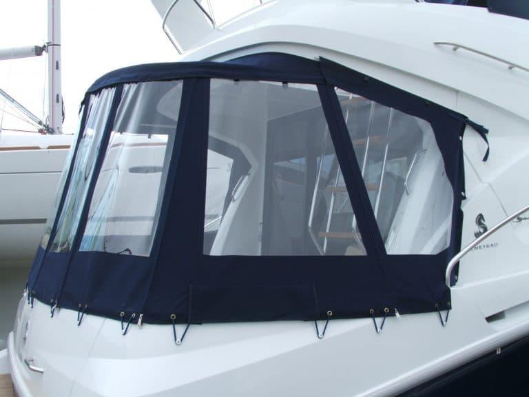 Beneteau Antares 36, Cockpit Enclosure