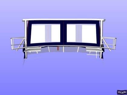 trader 535 signature flybridge enclosure ref 5194 jeanne rose 12